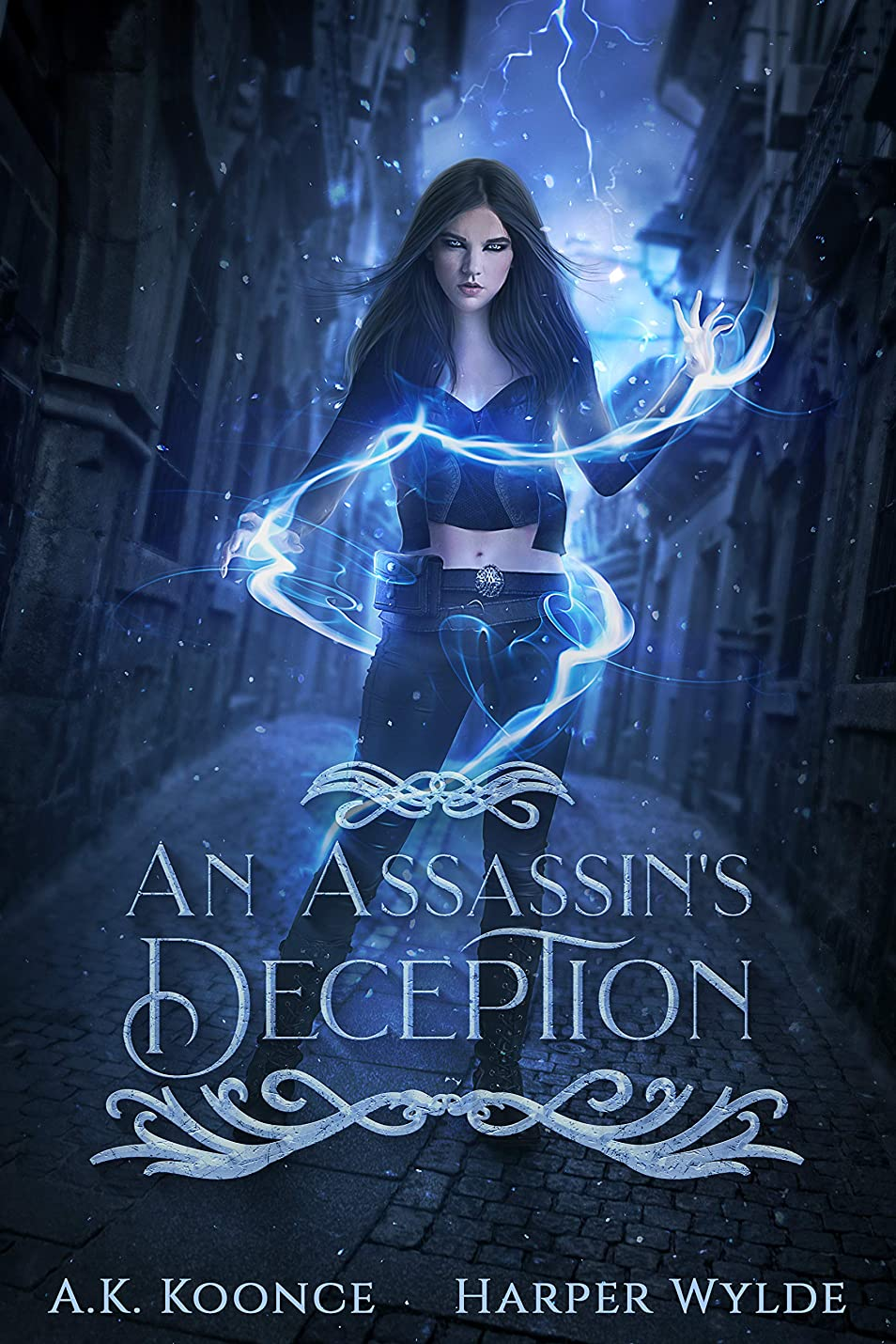 床確実姉妹An Assassin's Deception: A Reverse Harem Series (The Huntress Series Book 2) (English Edition)
