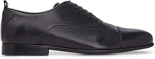 F.MARCETTI Schuhe Herren Schuhe 4956400700 Schwarz 42