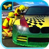 Pit Stop Car Mechanic Game