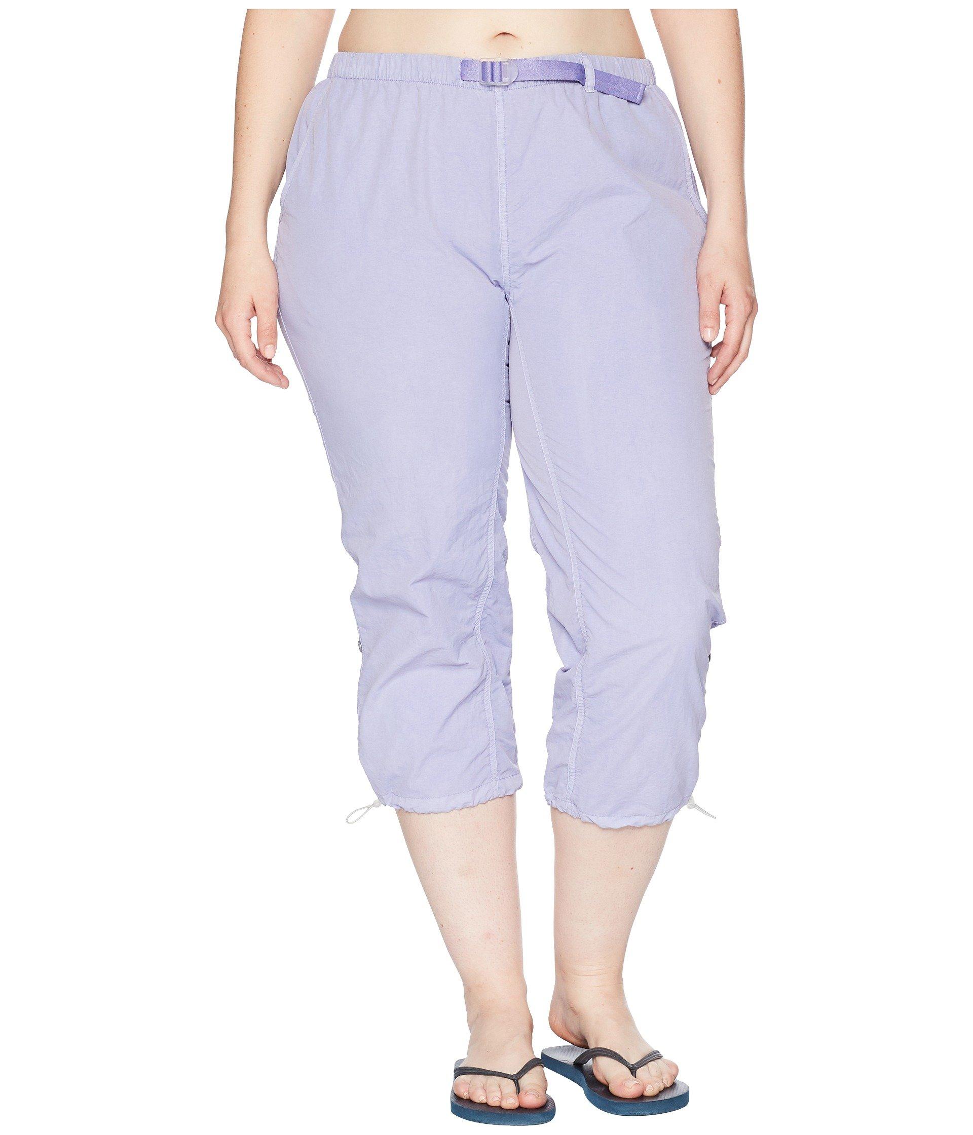 Pantalón para Mujer White Sierra Plus Size Lihue Capri  + White Sierra en VeoyCompro.net
