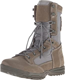 Tactical Men's Skyweight Side Zip Boot, Ortholite Insole, 100% Full Grain Leather, Style 12318