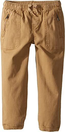 Polo Ralph Lauren Kids - Chino-Paneled Terry Jogger (Toddler)