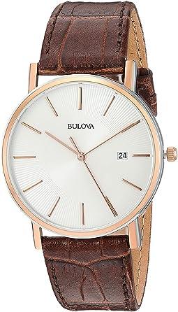 Bulova - Men's Strap-98H51