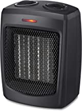 HOME_CHOICE Personal Ceramic Space Heater Electric Heater with Adjustable Thermostat..