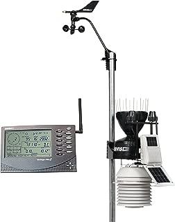 Davis Instruments 6163 Vantage Pro2 Plus Wireless Weather Station with UV Sensor, Solar Radiation Sensor and 24-hr Fan-Aspirated Radiation Shield