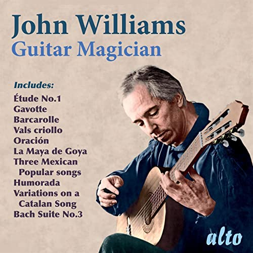 John Williams - Guitar Magician