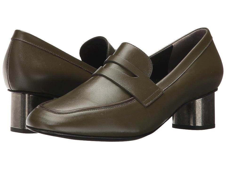 Clergerie Povia (Lychen Leather Calf) Women
