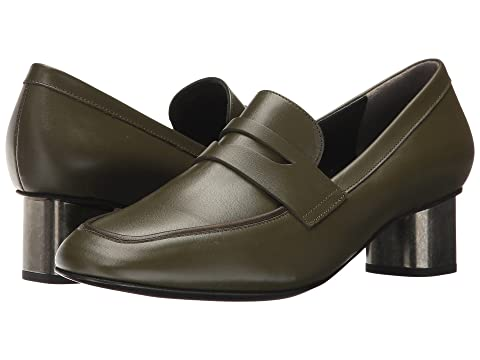 CLERGERIE , LYCHEN LEATHER CALF
