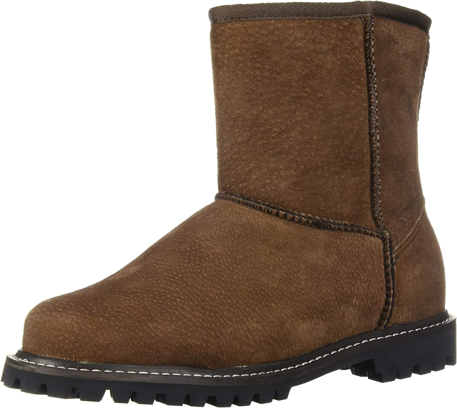 Bearpaw Mens Dante Motorcycle Boot