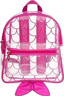 Stephen Joseph Kids Clear Backpack