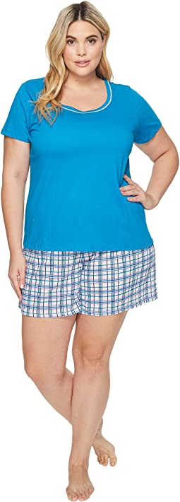 Jockey - Plus Size Knit Boxer Shorts