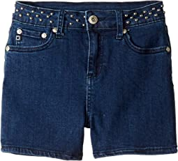Jolie Shorts in Deep Blue (Big Kids)