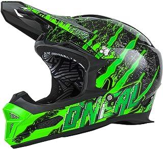 comprar comparacion O'Neal Fury RL Helmet MERCURY black/green XS