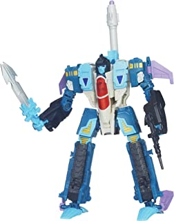 Transformers Generations 30th Anniversary Voyager Class Decepticon Doubledealer Figure
