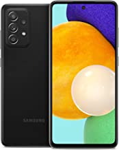 Samsung Electronics Galaxy A52 5G, Factory Unlocked Smartphone, Android Cell Phone, Water Resistant, 64MP Camera, US Versi...
