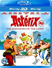 Asterix: The Mansions of the Gods [Regions 1,2,3] [Blu-ray]