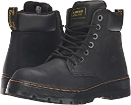 Dr. Martens Work Winch Service 7-Eye Boot