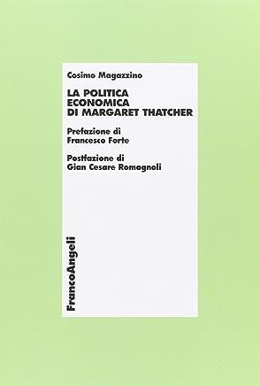 La politica economica di Margaret Thatcher