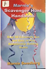Marnie's Scavenger Hunt Handbook: Over 50 extremely fun and easy to run relationship building hunts Paperback
