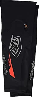Troy Lee Designs Speed Adult Elbow Guard BMX Body Armor - Black / X-Large/2X-Large