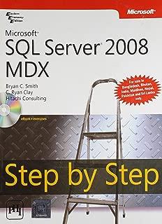 Microsoft SQL Server 2008 Mdx: Step by Step