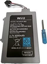 Extended Battery Pack for Wii U Gamepad