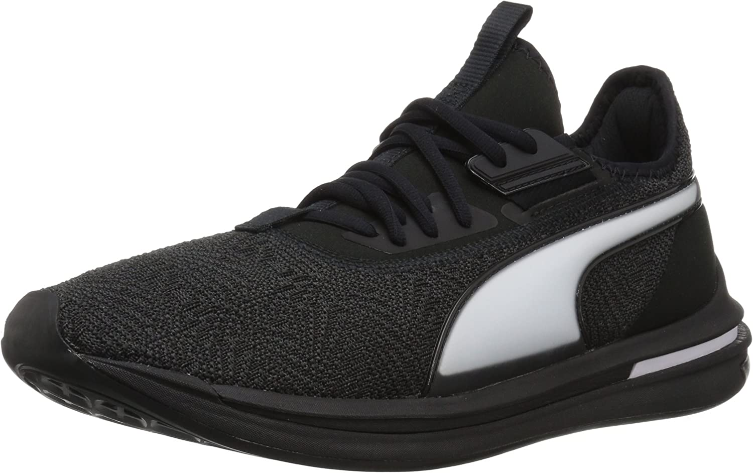 PUMA - Mens Ignite Limitless Sr-71 shoes, 10.5 UK, Puma Black