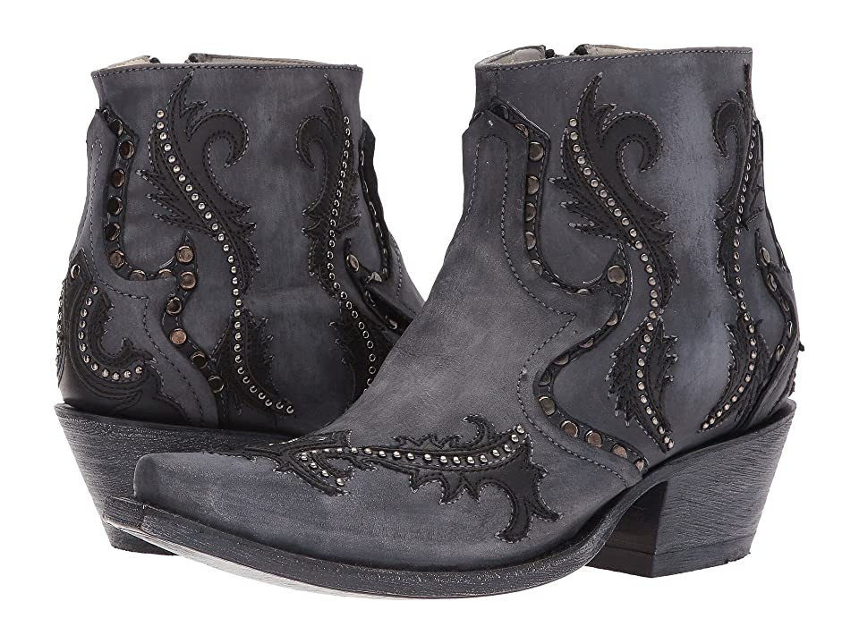 Corral Boots G1381 (Grey) Cowboy Boots