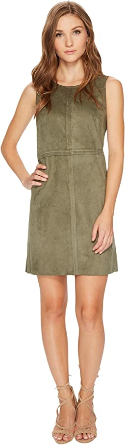kensie - Stretch Suede Dress KS0U7137