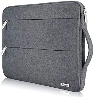 Voova 14-15.6 Inch Laptop Sleeve Case Slim Computer Carry Bag Compatible with MacBook Pro 15.4 16, 15 Surface Book 2/Lapto...