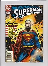 Action Comics #775 Newsstand Edition
