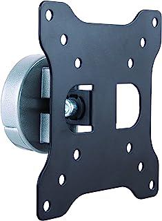 StarTech.com Wall Mount Monitor Arm – Aluminum – Supports 13'' to 27'' Monitors – VESA Mount – TV Wall Mount – TV Mount