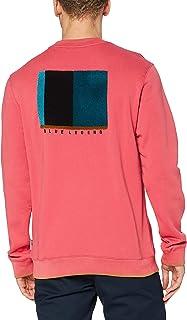 Scotch & Soda Men's Crew Neck Sweat With Seasonal Artworks Sweatshirt