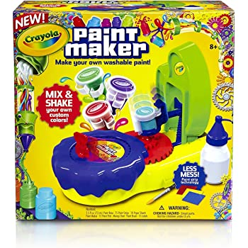 Amazon Com Marker Deign Studio Craft Kit By Crayola 747206 Office Products