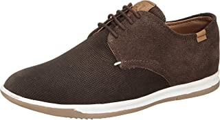 Extacy By Red Chief Men's Ext135 Leather Sneakers