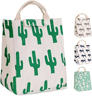9ecdcb8abe27 Amazon.com: cactus lunch bag