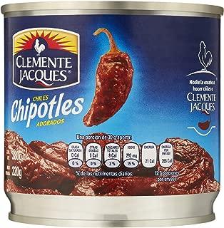 Clemente Jacques, Chile chipotle en adobo, 380 gramos