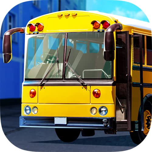 3D Bus Driver - City Transport Driving Sim