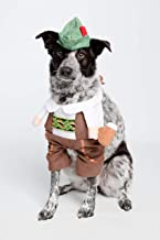 Pet Krewe German Oktoberfest Dog Costume - Barktoberfest Halloween Dog Costume