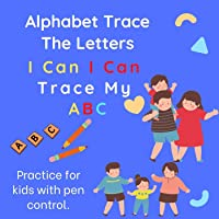 Alphabet Trace The Letters