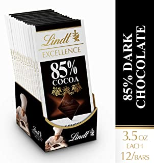 Best lindt dark chocolate 80 cocoa Reviews