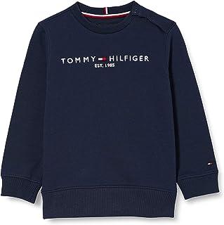 Tommy Hilfiger Essential Cn Sweatshirt Suéter para Niños