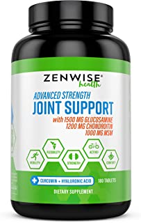 Zenwise Health - Joint Support Pro-Mobility Formula 180 Tablet(S) 174433