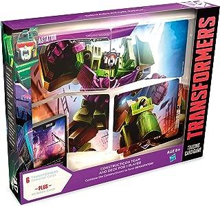 Transformers TCG: Devastator Deck   Ready-to-Play Deck   46 Cards Incl. Devastator's Combiner Team
