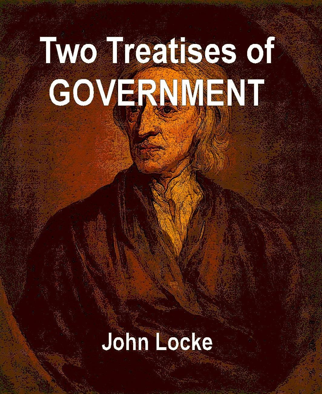 についてバンケット嵐Two Treatises of Government (English Edition)