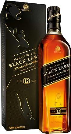 ジョニーウォーカー ブラックラベル 12年 [ ウイスキー イギリス 700ml ]