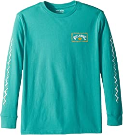 Billabong Kids - Dreamscape Long Sleeve Tee (Big Kids)