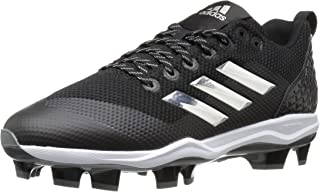adidas Men's PowerAlley 5 TPU Baseball Shoe