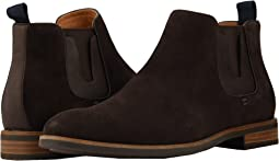 Uptown Plain Toe Gore Boot