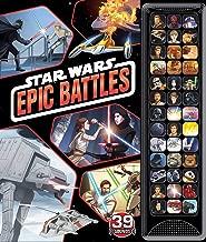 Star Wars: 39-Button Sound: Epic Battles (39-Button Sound Books)
